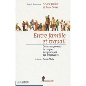 INED travail famille