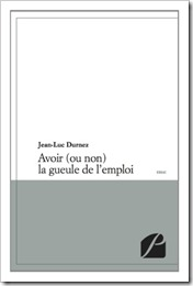 Livre Jean Luc Durnez
